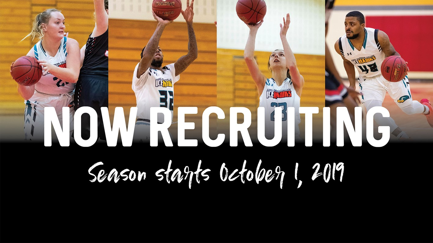 5a25eeb19a2 Now Recruiting for Men's and Women's Basketball