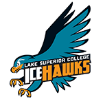 THE OFFICIAL ATHLETICS WEBSITE OF LAKE SUPERIOR COLLEGE Logo - Go to homepage